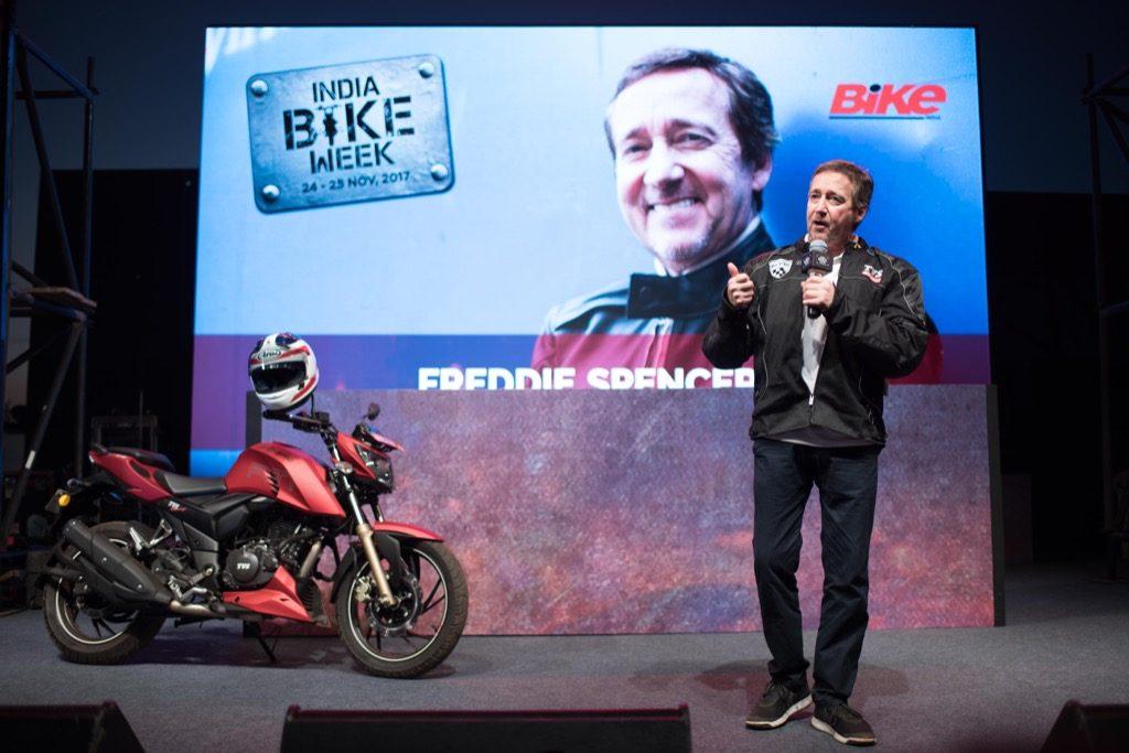 IBW 2017 Freddie Spencer