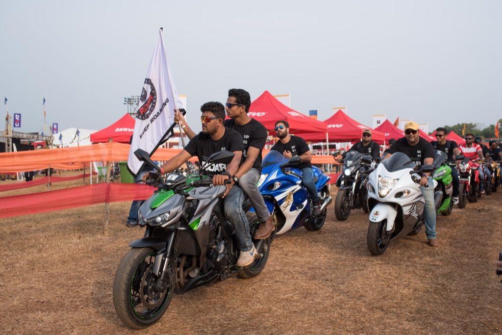 India Bike Week 2017 18