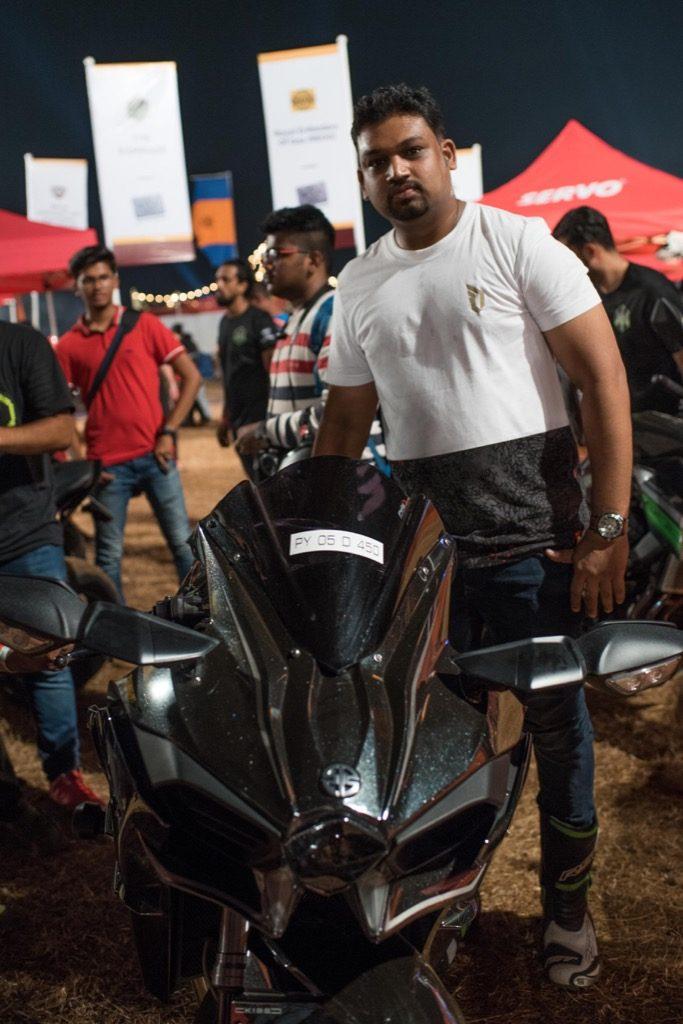 India Bike Week 2017 16