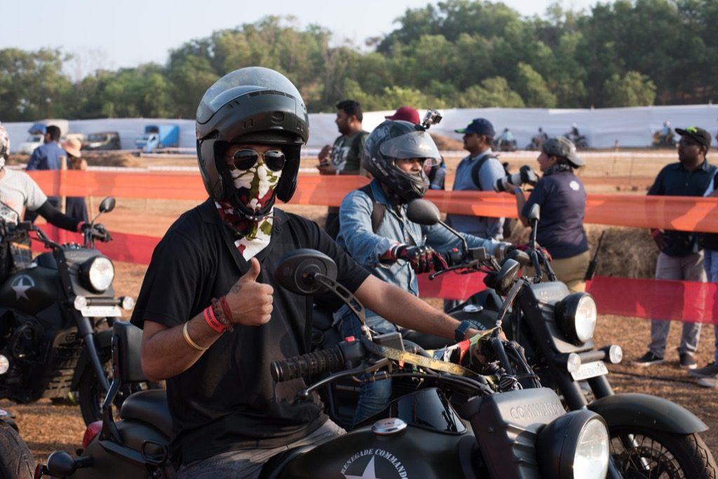 India Bike Week 2017 26