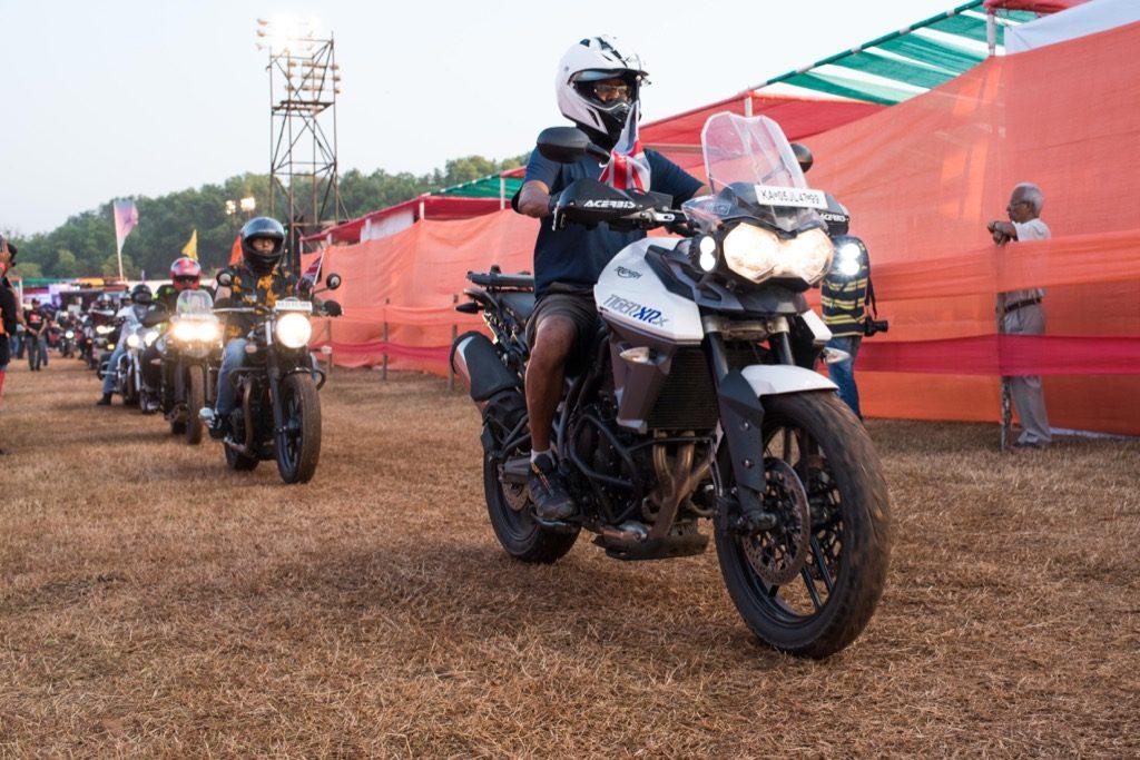 India Bike Week 2017 15