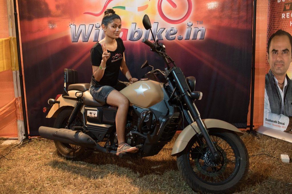 India Bike Week 2017 14