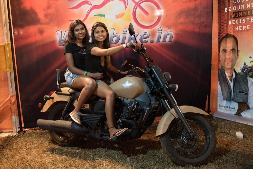 India Bike Week 2017 13