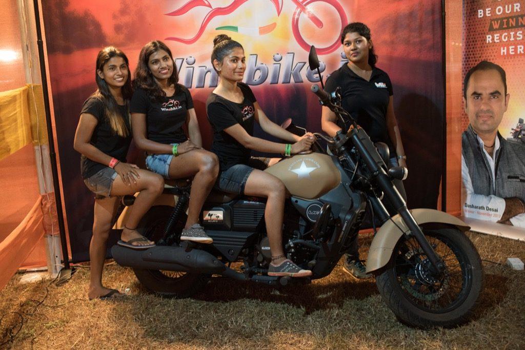 India Bike Week 2017 12