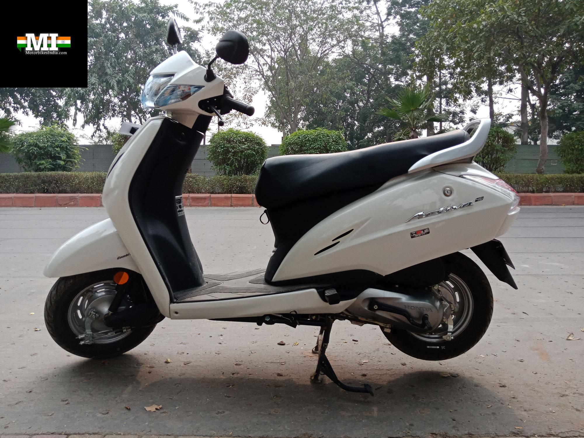 honda activa 4g price in delhi