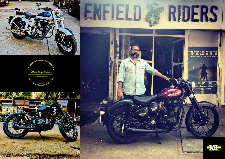 MCC Enfield Riders