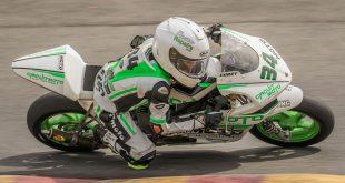 Corey Stainer, The Wonder Boy of Motorbike Racing