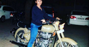 Meet Sneha Sharma, Motorbikes India's 'Profile of the Month'