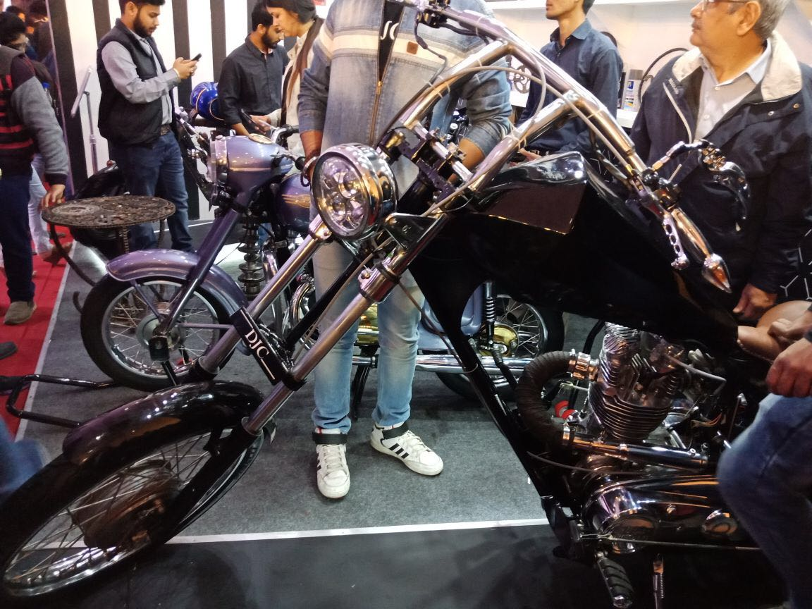 Glimpses from Auto Expo 2018
