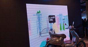 A Quick Glance at the Auto Expo 2018 Brands: Vespa