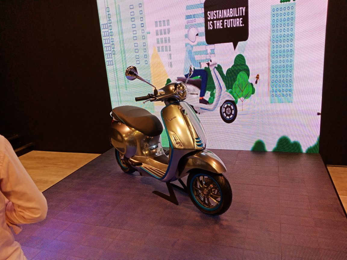A Quick Glance at the Auto Expo 2018 Brands: Vespa