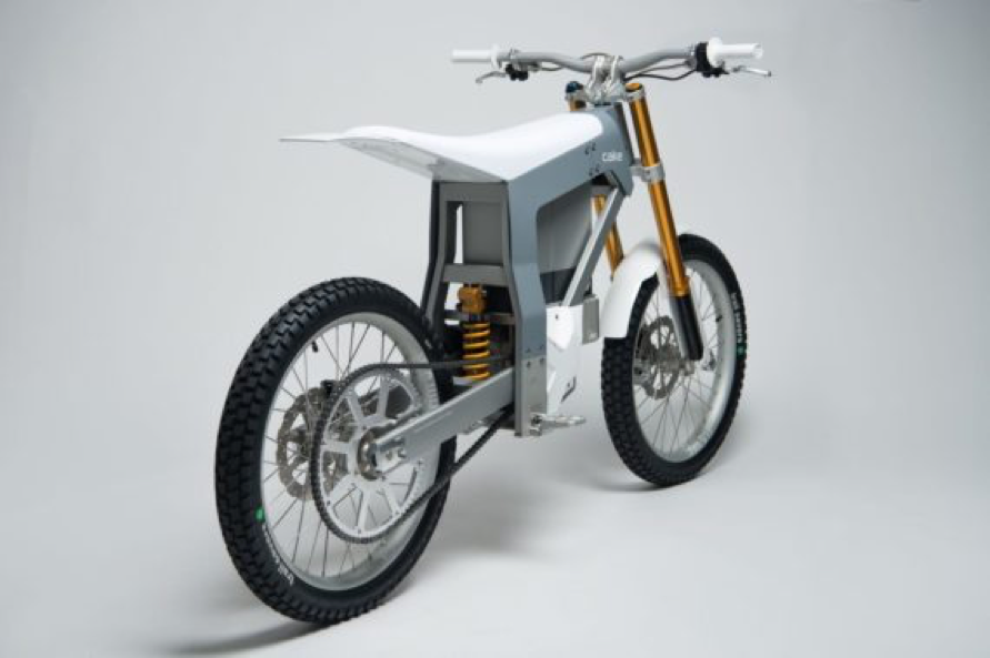 Kalk - A Swedish Electric Off-road Warrior