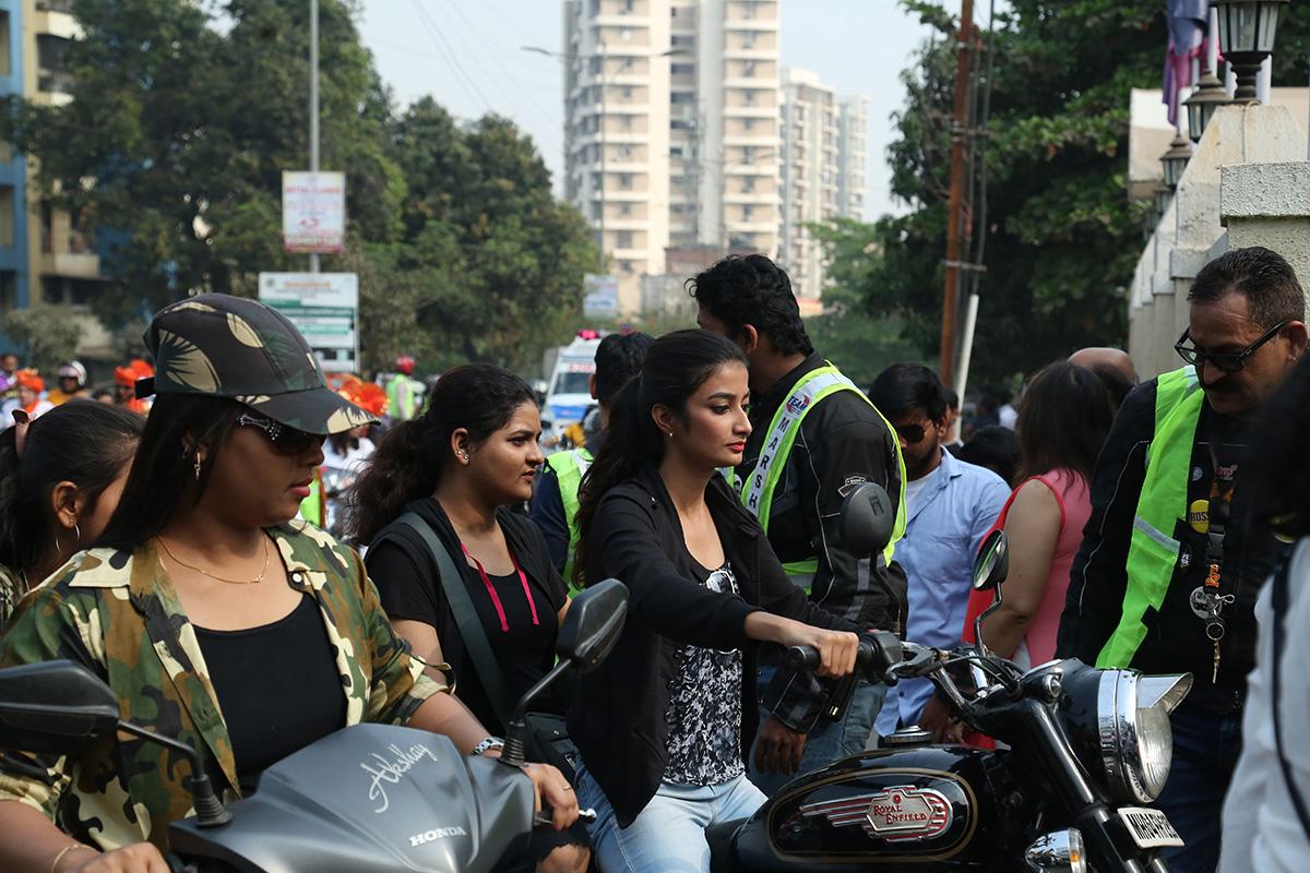 The All Women Power Rally Rocks Mumbai