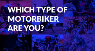 Which type of Motorbike Rider are you?