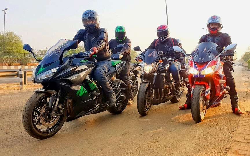 G.O.D.S - The Delhi Superbike Club