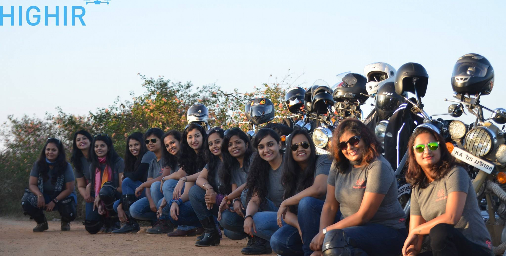 The Women Motorbike Clubs of India