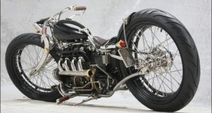 Some Of The Best Customized Motorbikes