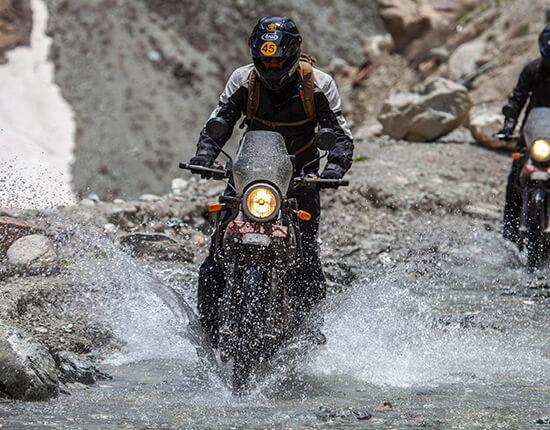 Royal Enfield Himalayan Review- by Daniel Sedlak