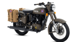 Classic 500 Pegasus Edition by Royal Enfield
