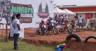 Godspeed Junior Invitational Supercross 2018
