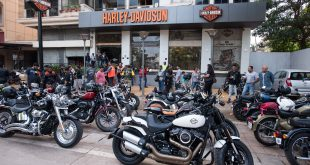 Harley Davidson's Sunday Charity Ride