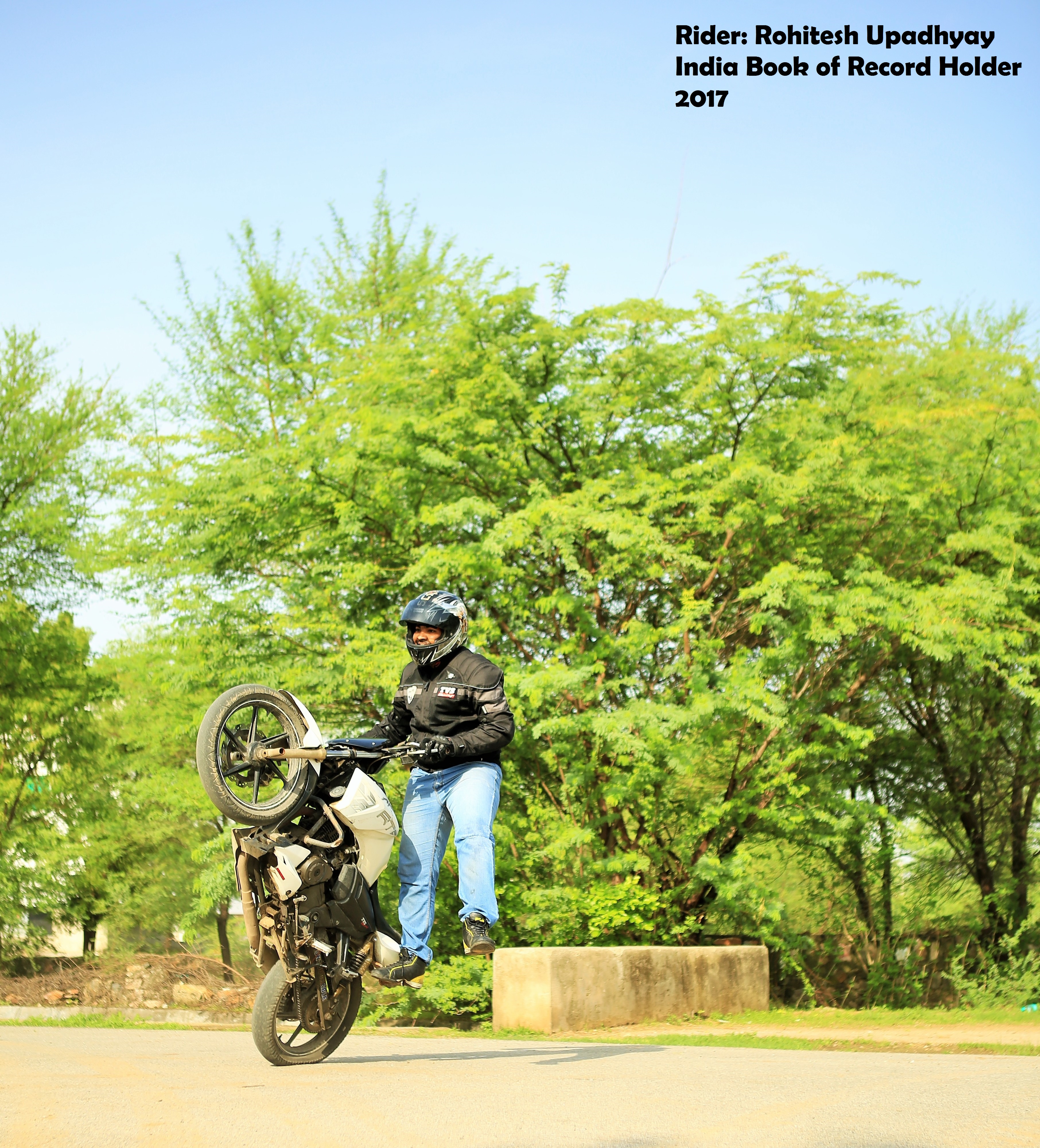 A Trick up the wheel: Sportbike Freestyle Riding Tricks Glossary