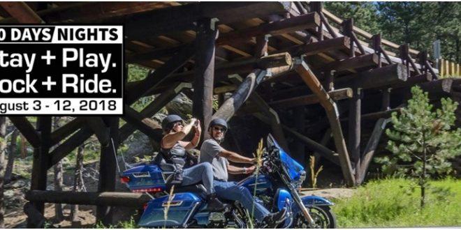 Sturgis Motorcycle Rally - 2018