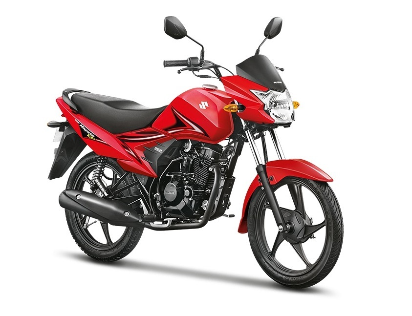 Suzuki Hayate EP - Review