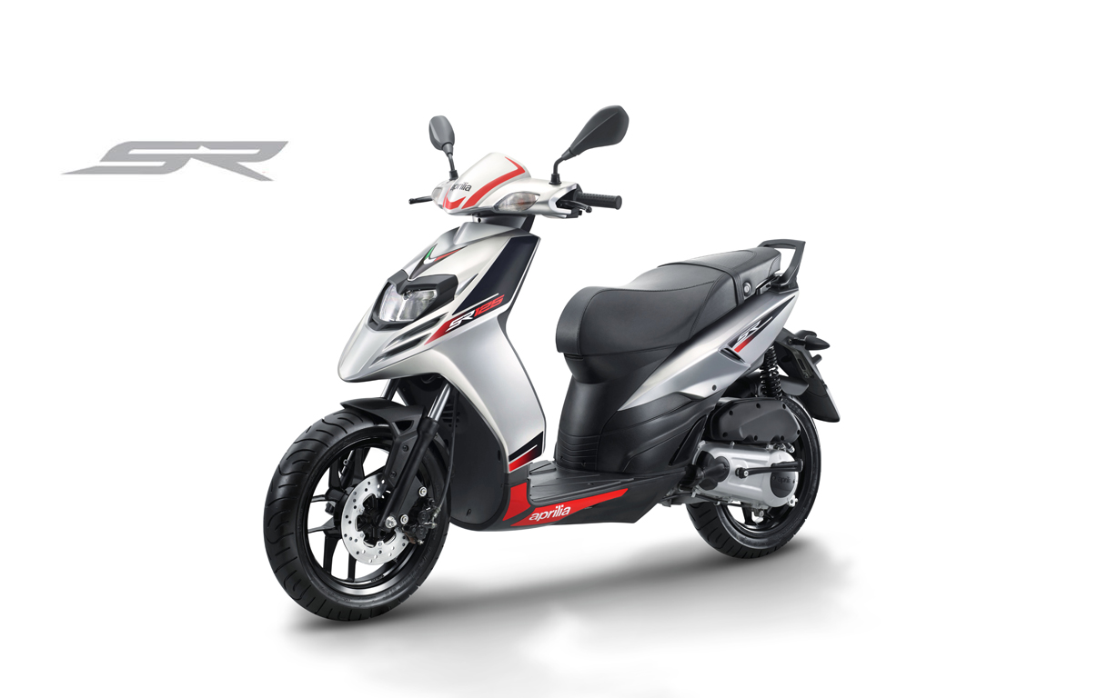 Aprilia SR 125 Review