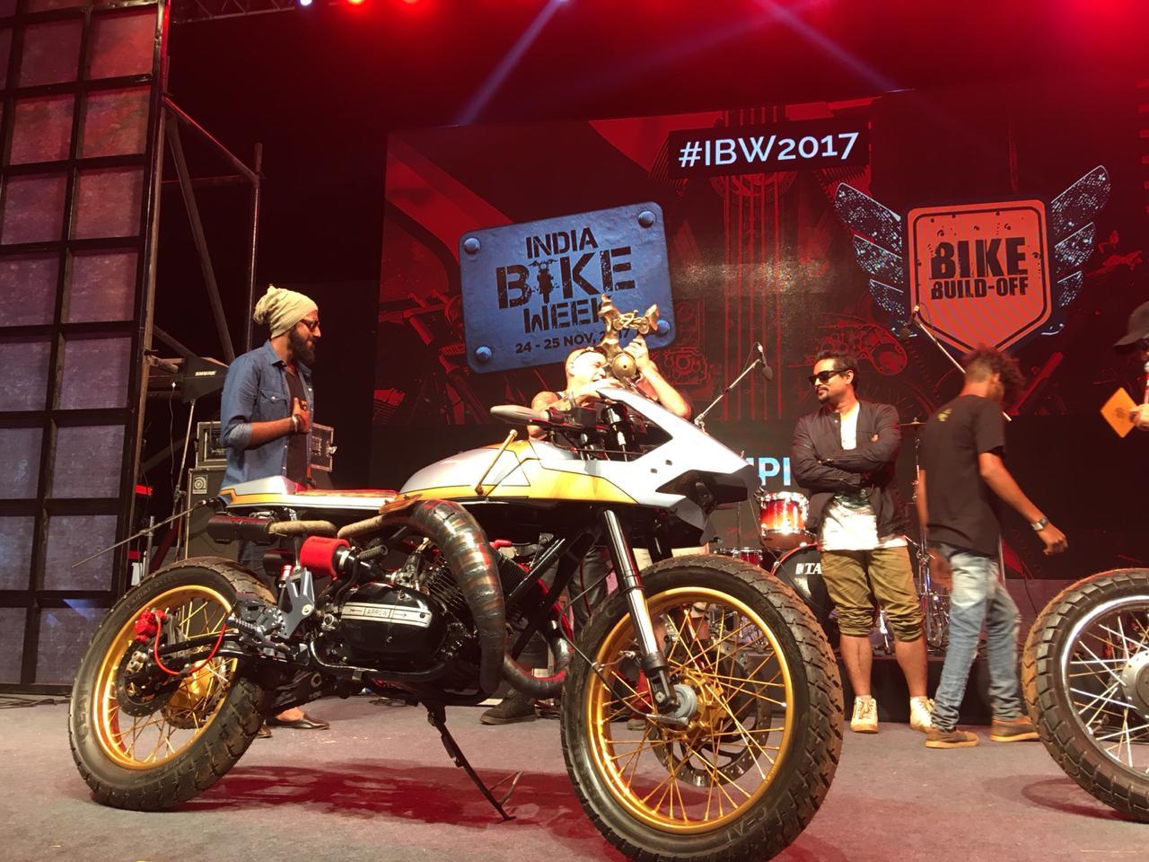 India Bike Week - History