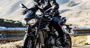 Growth Spectrum-Triumph Street Triple Motorcycles