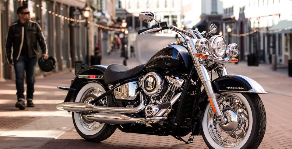 New Launch 2018 – Harley Davidson (Softail Deluxe)