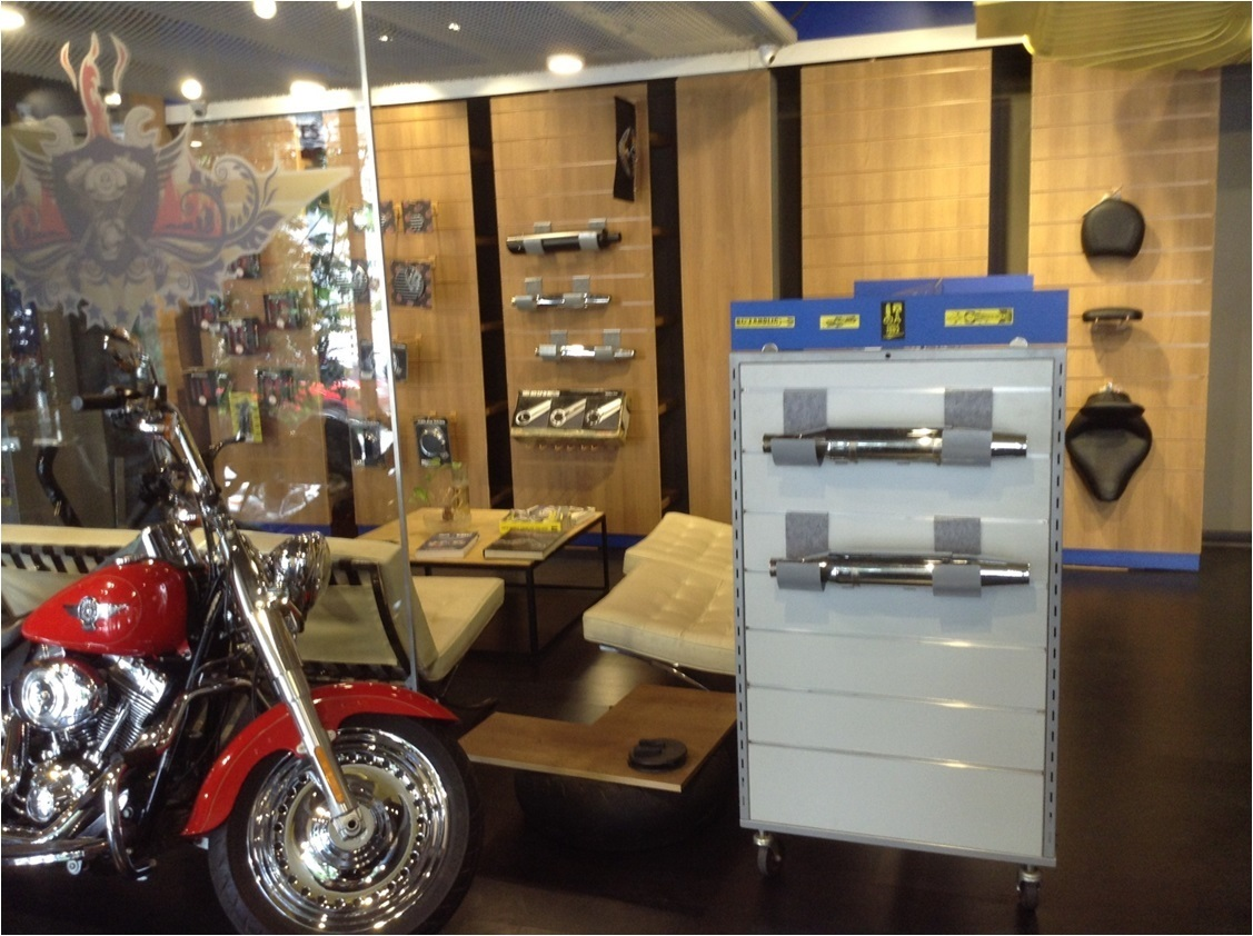 The Top Motorbike Accessory Markets in Bangalore