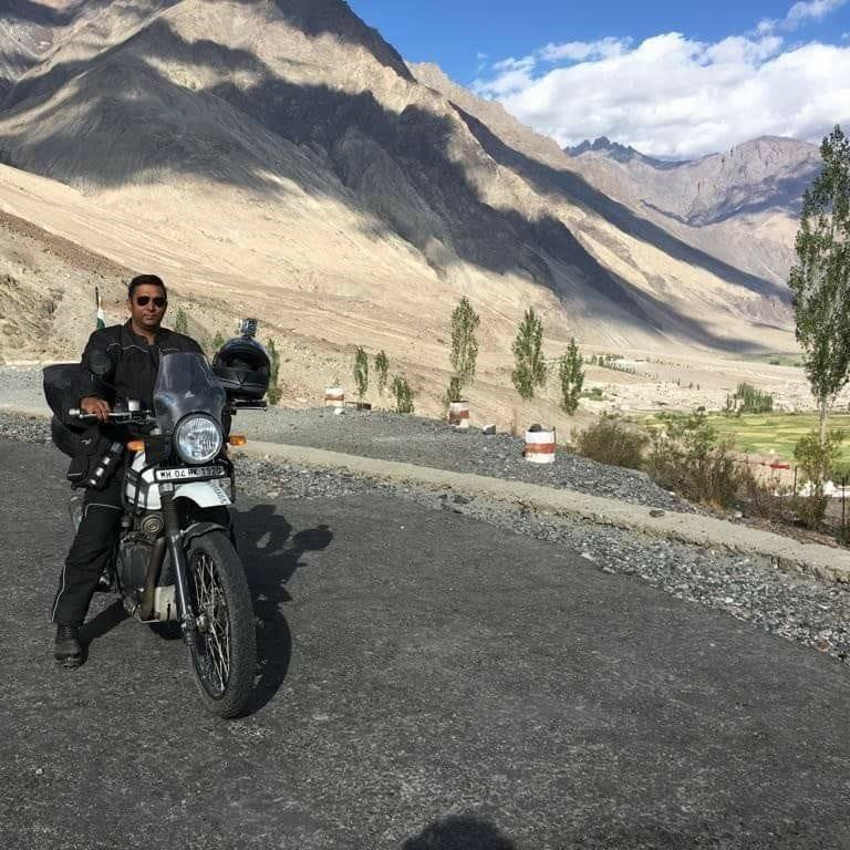 Meet Nitin Koli - Motorbikes India's Profile of the Month