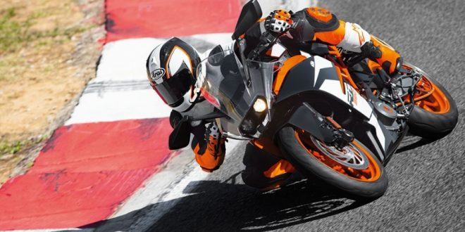 Detailed Review - KTM RC390