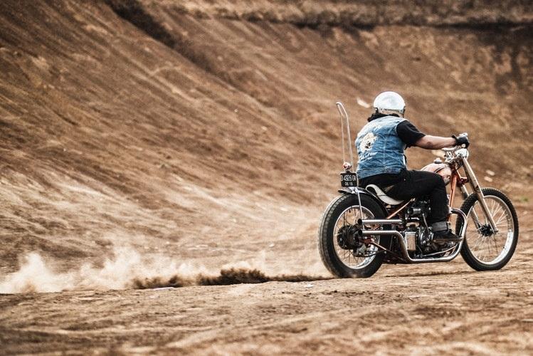 Dirt Motorbike Riding