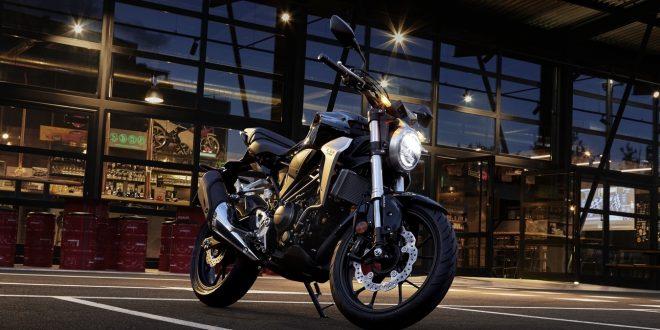 Review : Honda CB300R