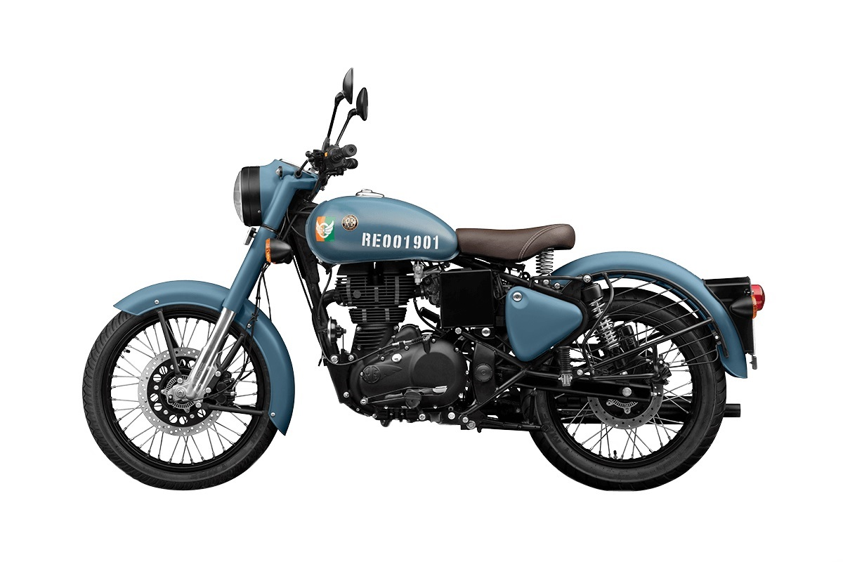 New Launch- Royal Enfield Classic 350 Signals