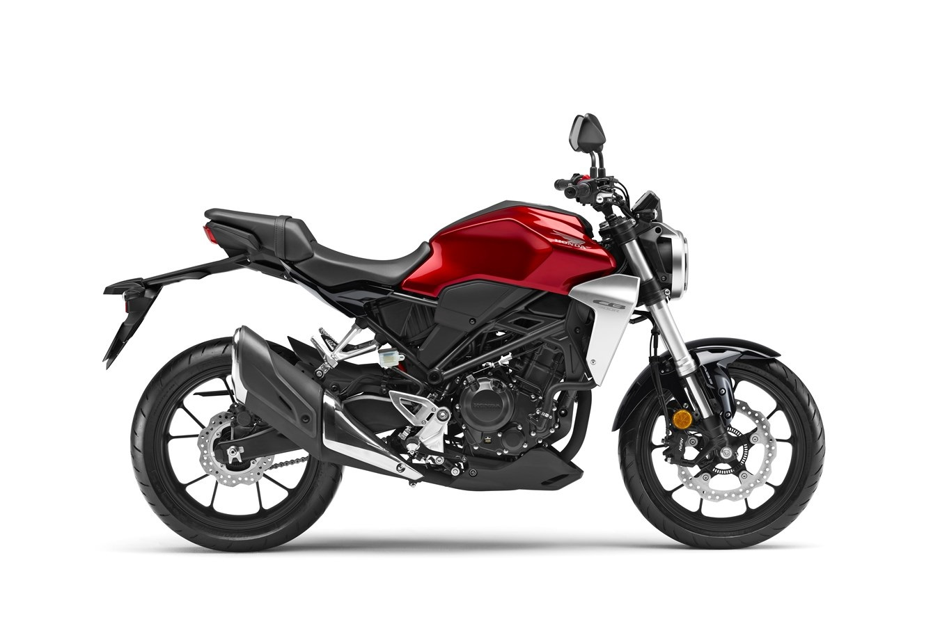 Review : Honda CB300R