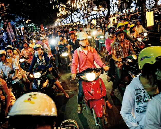 Two-Wheeler Laws: Helmet