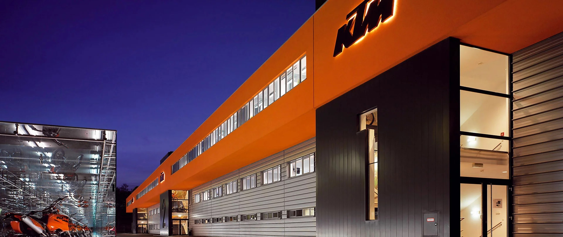 KTM: A Leader in Adventure Sports Motorbike - I