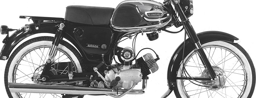 Yamaha Motorbikes - History