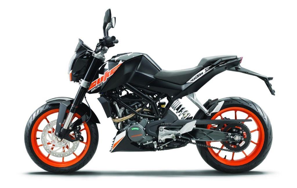 KTM: A Leader in Adventure Sports Motorbike - II