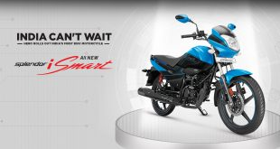BS6 Hero Splendor iSmart : New Launch
