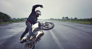 The Raised Front : Types of Wheelies (Part II)