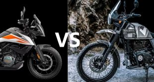 What's Better : KTM 390 Adventure or Royal Enfield Himalayan