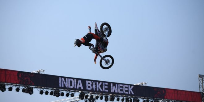 Highlights of the Indian Bike Week 2019
