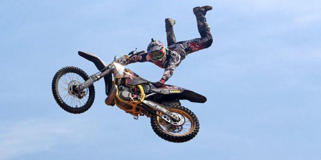 What is Motorbike Stunt Riding?