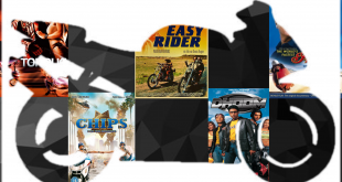Ride in Cinema: Motorcycle Movies Binge Watch List