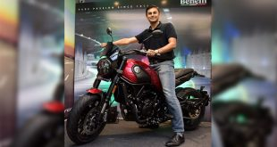 The Latest from Benelli India